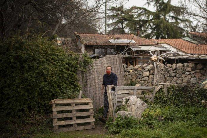 El 'Madrid vaciado': Pueblos abandonados y al borde de la extinción 13