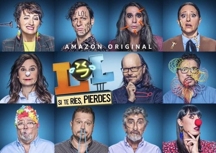 Silvia Abril y Carolina Iglesias serán las presentadoras de LOL: Si te ríes, pierdes 1
