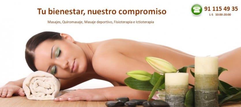 Licencia Fisioterapia Relax