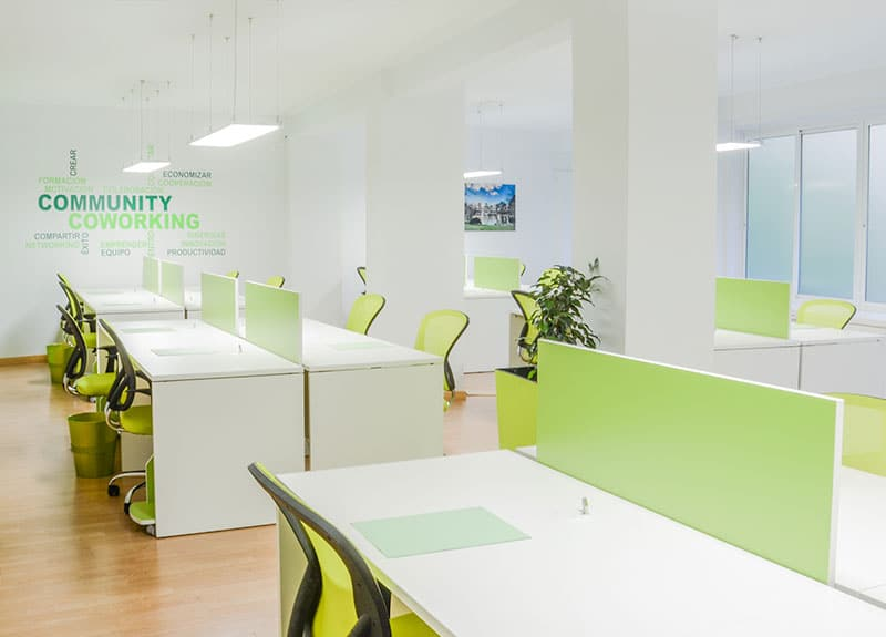 Licencia apertura oficina coworking sala 02