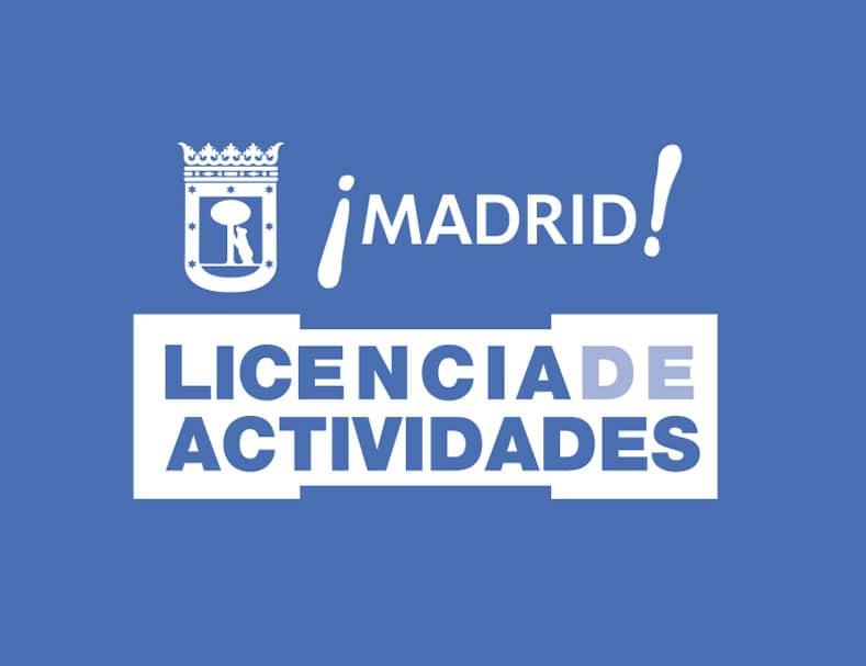 Madrid Licencia de Actividades