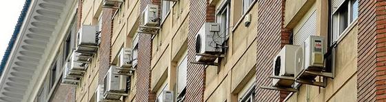 Medio Ambiente Urbano OGPMAU Aires acondicionados climatización