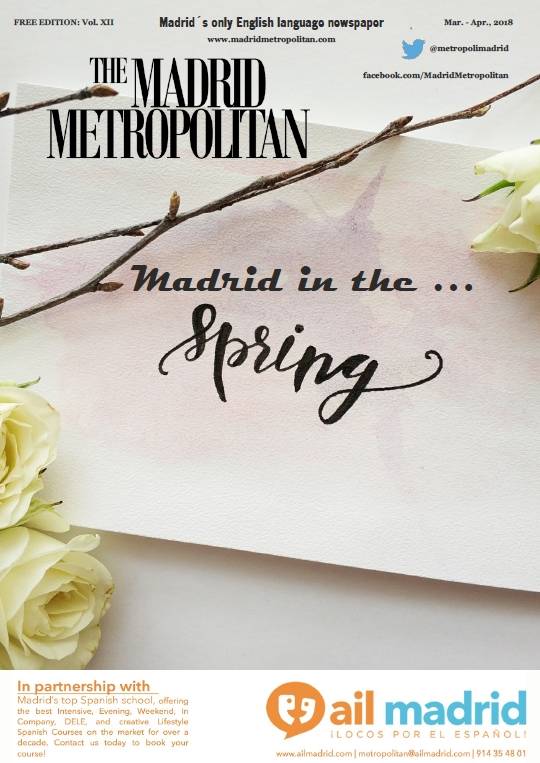 The Madrid Metropolitan - Spring 2018