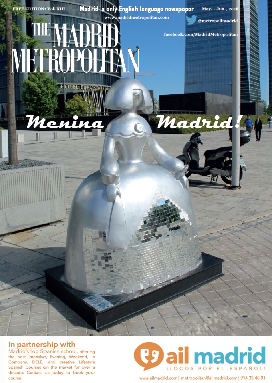 Madrid Metropolitan May June 2018