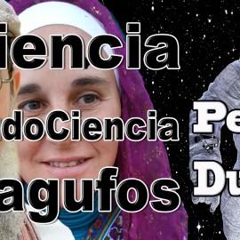 🛑 Ciencia vs PseudoCiencia 👨🏻🚀🚀🧙 Magufos vs Pedro Duque