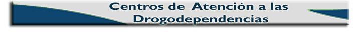 Centros de Atención a Drogodependientes