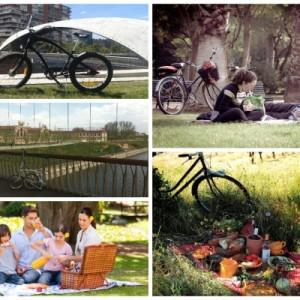 Pedaleo y picnic, buen tándem de verano