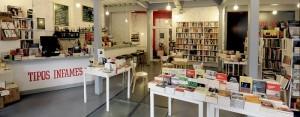 7 librerías en madrid