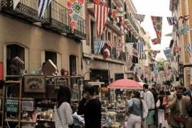 mercado de las ranas de madrid