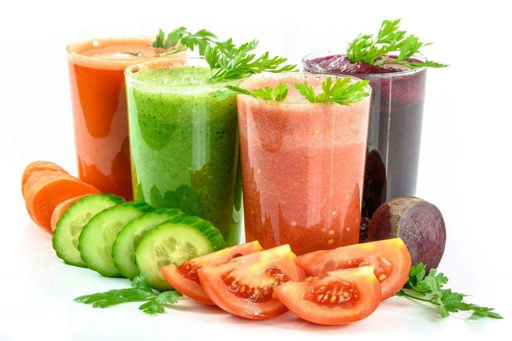 Alimentos que favorecen una dieta detox
