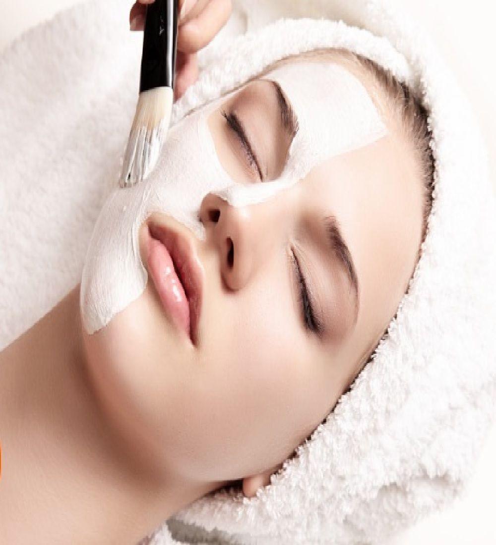 Higiene facial profunda estetica facial
