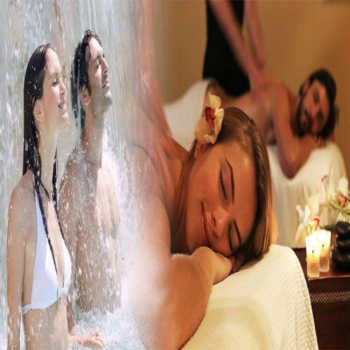 sMasajes Relajantes y Terapias especiales - Combinado Spa y Masaje para Dos