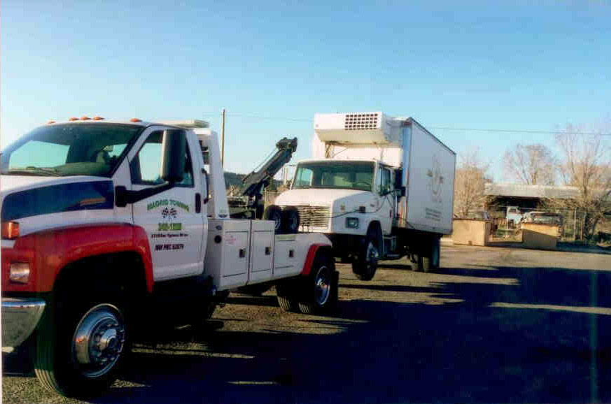 Madrid Towing