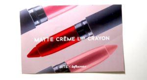 bite beauty the matte creme lip crayon madridvenek influenster