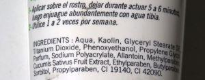 evoluderm mascarilla ingredientes primor maquillaje por menos de 3€ madridvenek