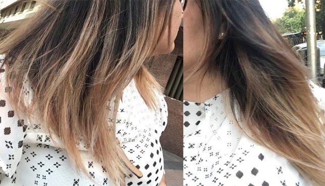 cabellos blancos y platinos deliplus champú matizar el cabello rubio mascarilla morada hidratante after
