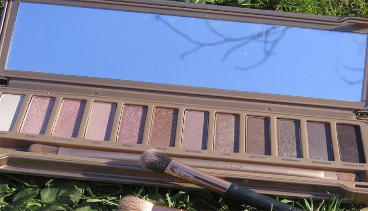 naked 3 urban decay sombras eyeshadows swatches naked naked heat 4