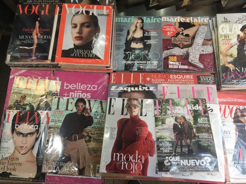 regalos revistas octubre madridvenek 1