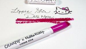 date mate first date hello kity lippie stix colourpop todos mis productos colourpop madridvenek