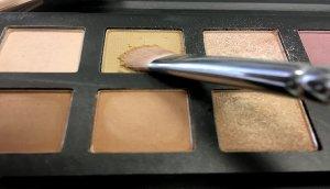 delicious w7 modern renaissance abh look makeup colores pigmentacion mate 2