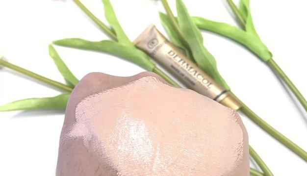 Dermacol review honesta maquillaje alta cobertura swatch 5