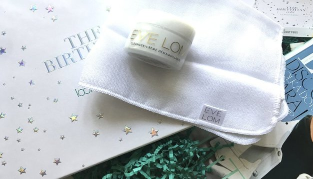 look fantastic birthday edit septiembre 2017 eve lom cleanser 2