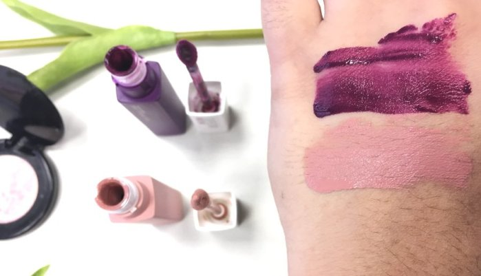 super stay matte ink maybelline madridvenek review swatches 9