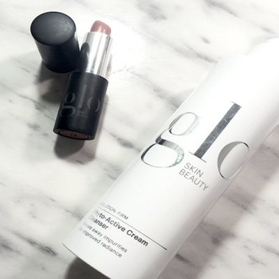 Glo Beauty – Limpiadora y labial ¡p e r f e c t o s!