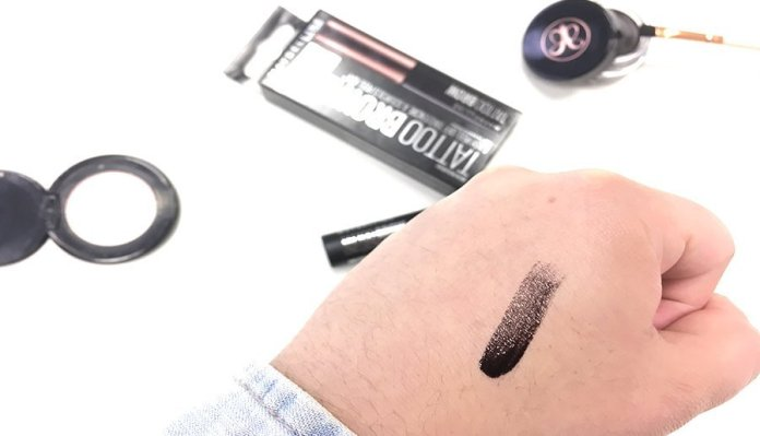tattoo brow maybelline tatuaje de cejas tinte de cejas maquillaje de cejas maquillaje maybelline 6