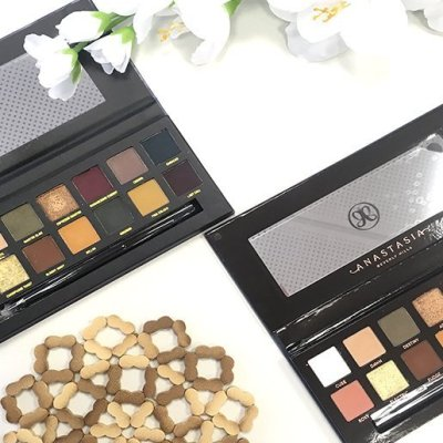 ¿On The Rocks de W7 es un clon de Subculture de Anastasia Beverly Hills?
