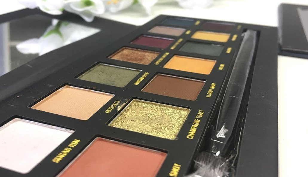 anastasia beverly hills subculture palette clon on the rocks w7 9