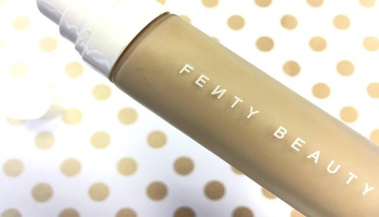 fenty beauty pro filtr foundation base pro filtr fenty beauty rihanna base de maquillaje mate 4