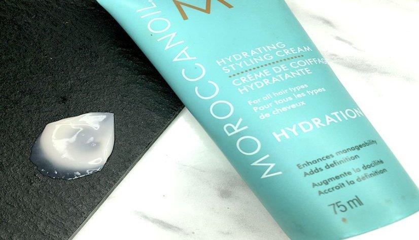 MoroccanOil Hydrating Styling Cream cuidado del cabello teñido hidratacion cabello decolorado