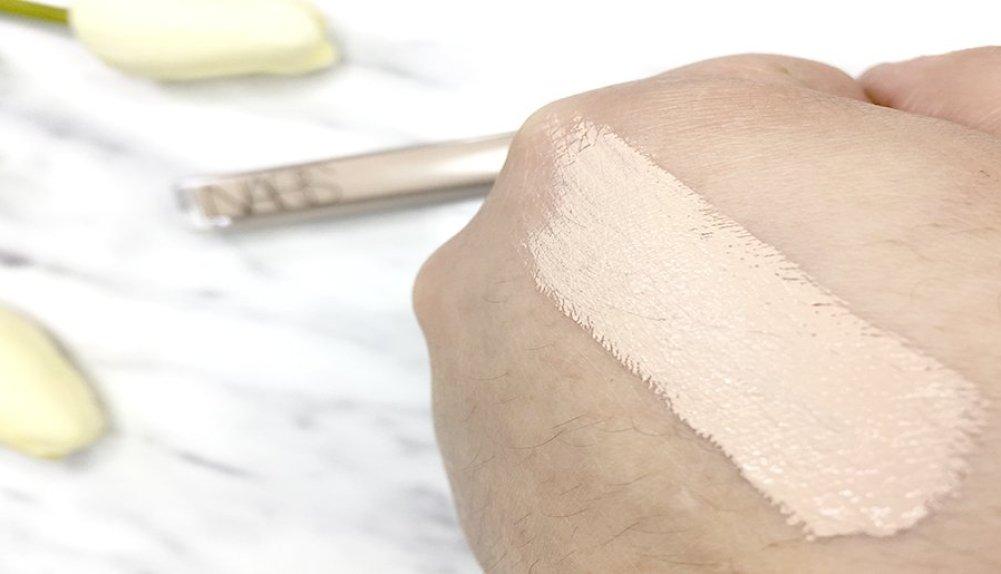 Radiant creamy Concealer Nars corrector el mejor corrector para imperfecciones acne el peor corrector de ojeras corrector nars 3