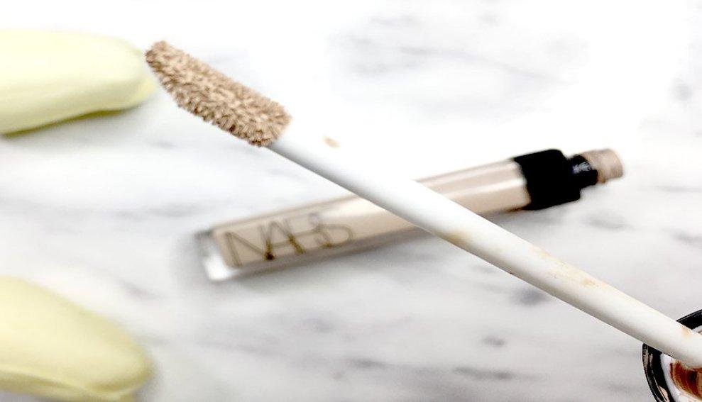 Radiant creamy Concealer Nars corrector el mejor corrector para imperfecciones acne el peor corrector de ojeras corrector nars 4