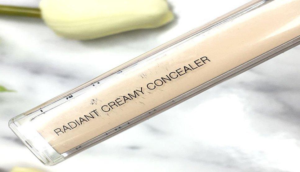 Radiant creamy Concealer Nars corrector el mejor corrector para imperfecciones acne el peor corrector de ojeras corrector nars
