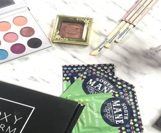 south manebutter london pretty vulgar pur cosmetics the vintage cosmetics madridvenek boxycharm marzo 2018