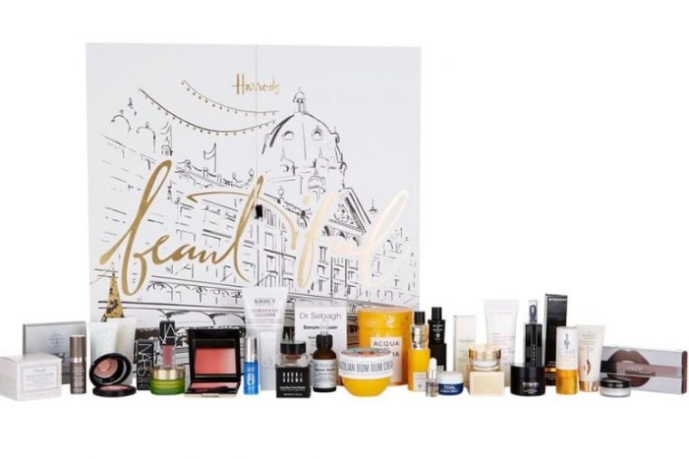 calendario de adviento 2018 beauty advent calendar calendario adviento 2018 spoilers harrods