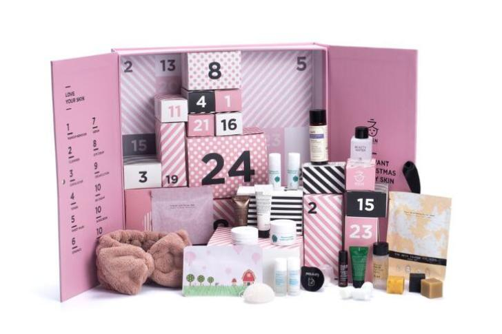 calendario de adviento miin cosmetics 2018 advent calendar beauty calendario adviento 2018 spoilers miin cosmetics