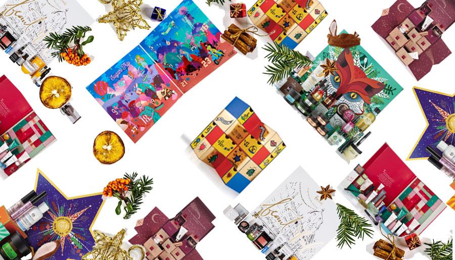 calendarios de adviento 2018 calendario de adviento de belleza 2018 advent calendar beauty calendario adviento 2018 spoilers