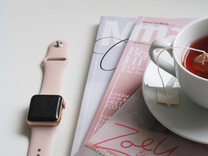 Regalos Revistas Noviembre 2018 - Otoño, hojas, revistas y regalos