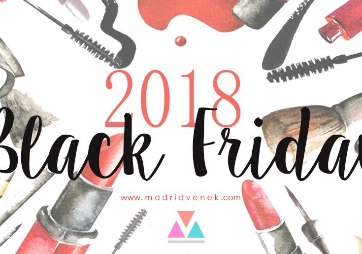 cosmetica maquillaje descuentos black friday 2018 moda tecnologia cyber monday 2018 madridvenek