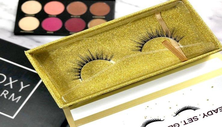 boxycharm noviembre ace beauty paleta de sombras glitter cover fx nova jonteblu pestañas postizas luxie brochas de luxie 4