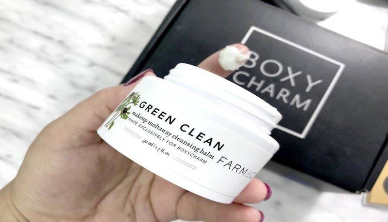boxycharm octubre 2018 boxycharm españa dermovia kat von d farmacy green clean pur cosmetics itcosmetics 4