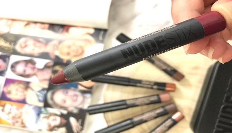 nudestix swatches labiales swatches sombras nudestix opinion nudestix review mejores labiales nudestix 4