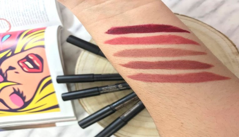 nudestix swatches labiales swatches sombras nudestix opinion nudestix review mejores labiales nudestix