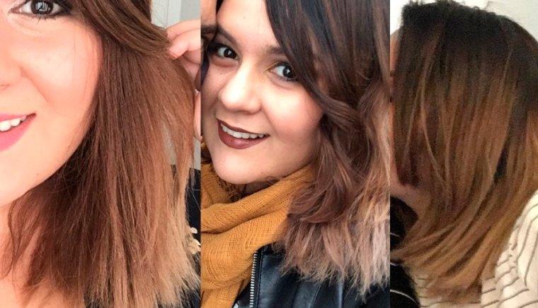 pelo quemado decoloracion decolorar cabello quemaron mi pelo en la peluqueria mechas californianas balayage mechas californianas en pelo castaño decoloracion cabello oscuro febrero