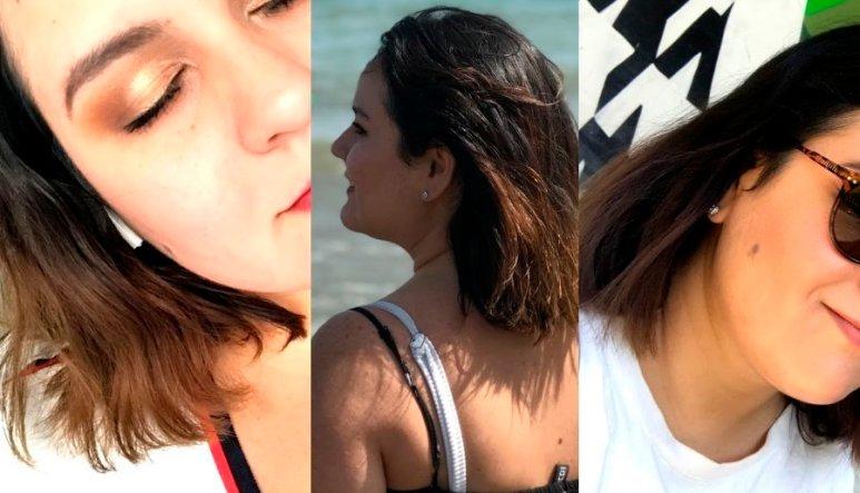 pelo quemado decoloracion decolorar cabello quemaron mi pelo en la peluqueria mechas californianas balayage mechas californianas en pelo castaño decoloracion cabello oscuro julio