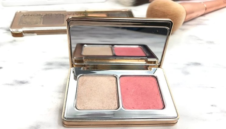 natasha denona review blush and glow mini lila palette mini star palette swatches natasha denona opinion 2