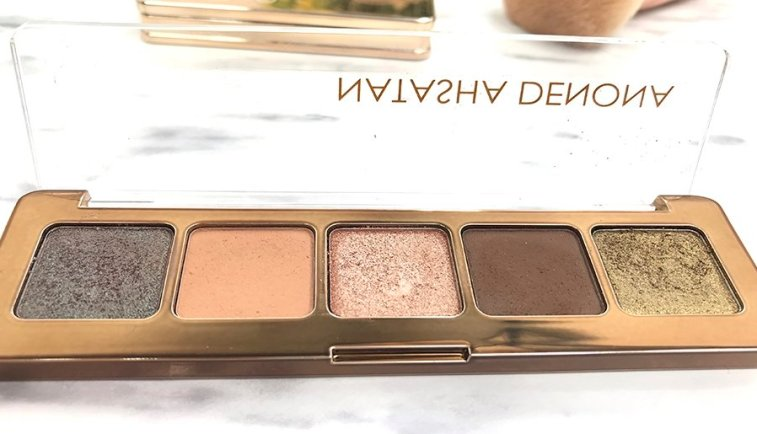 natasha denona review blush and glow mini lila palette mini star palette swatches natasha denona opinion 4